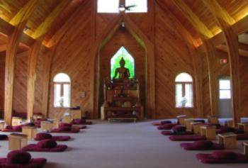 バンテ師の瞑想センター