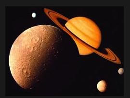 土星と火星が射手座で接近2018