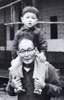 敬愛する祖父
